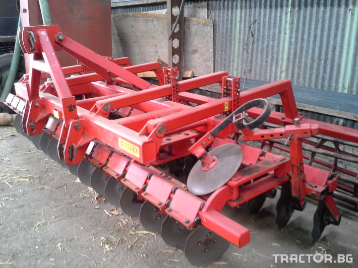 Брани Brix 4 1 - Трактор БГ