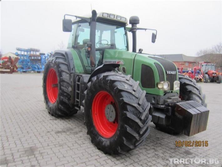 Трактори Fendt 926 Vario 0 - Трактор БГ