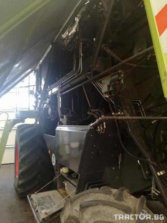 Комбайни Claas Lexion 540 C 1 - Трактор БГ
