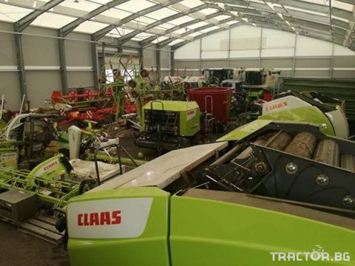 Комбайни Claas Lexion 540 C 2 - Трактор БГ
