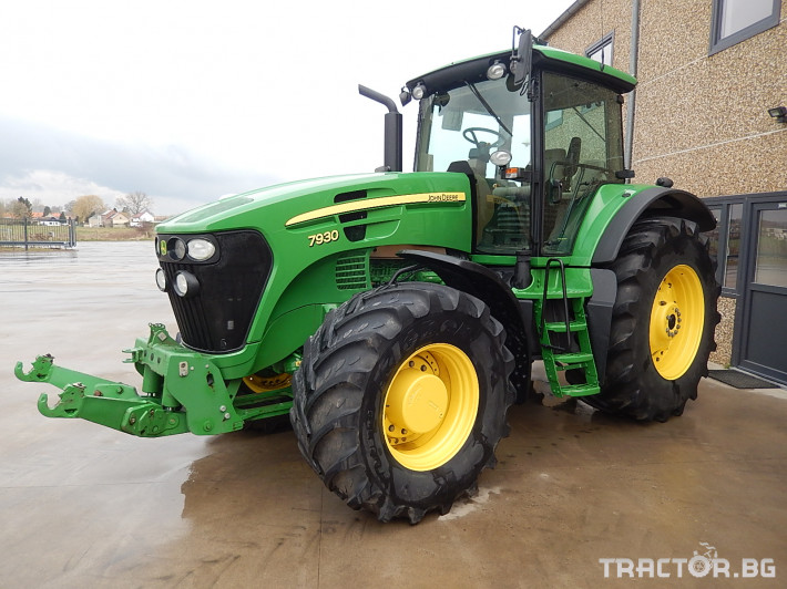 Части за трактори John Deere, Claas, MF , Case ... 0 - Трактор БГ